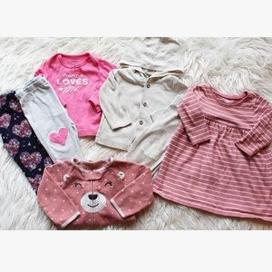 Baby Girl 9 month bundle!